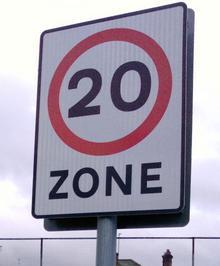 20 mph zones 5